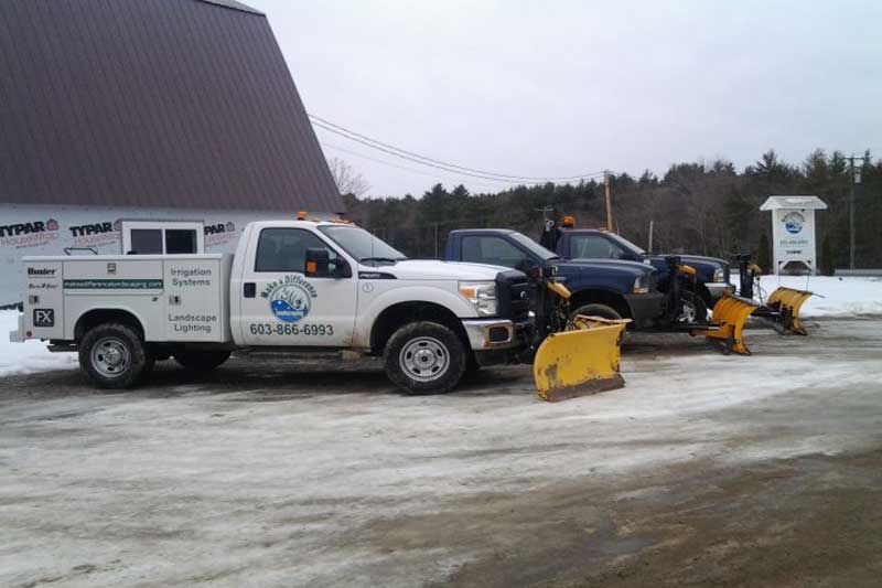 Snow & Ice Management NH