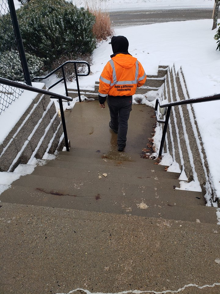 Commercial Snow Removal New Hampshire