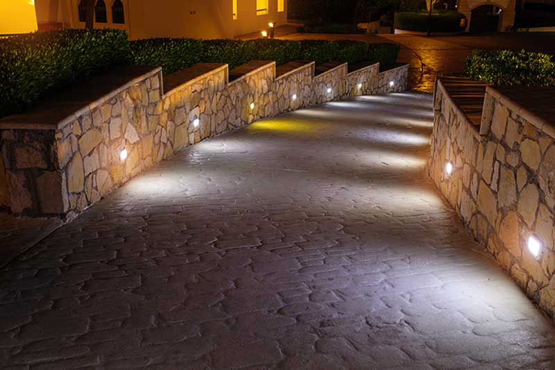 Landscape Lighting NH
